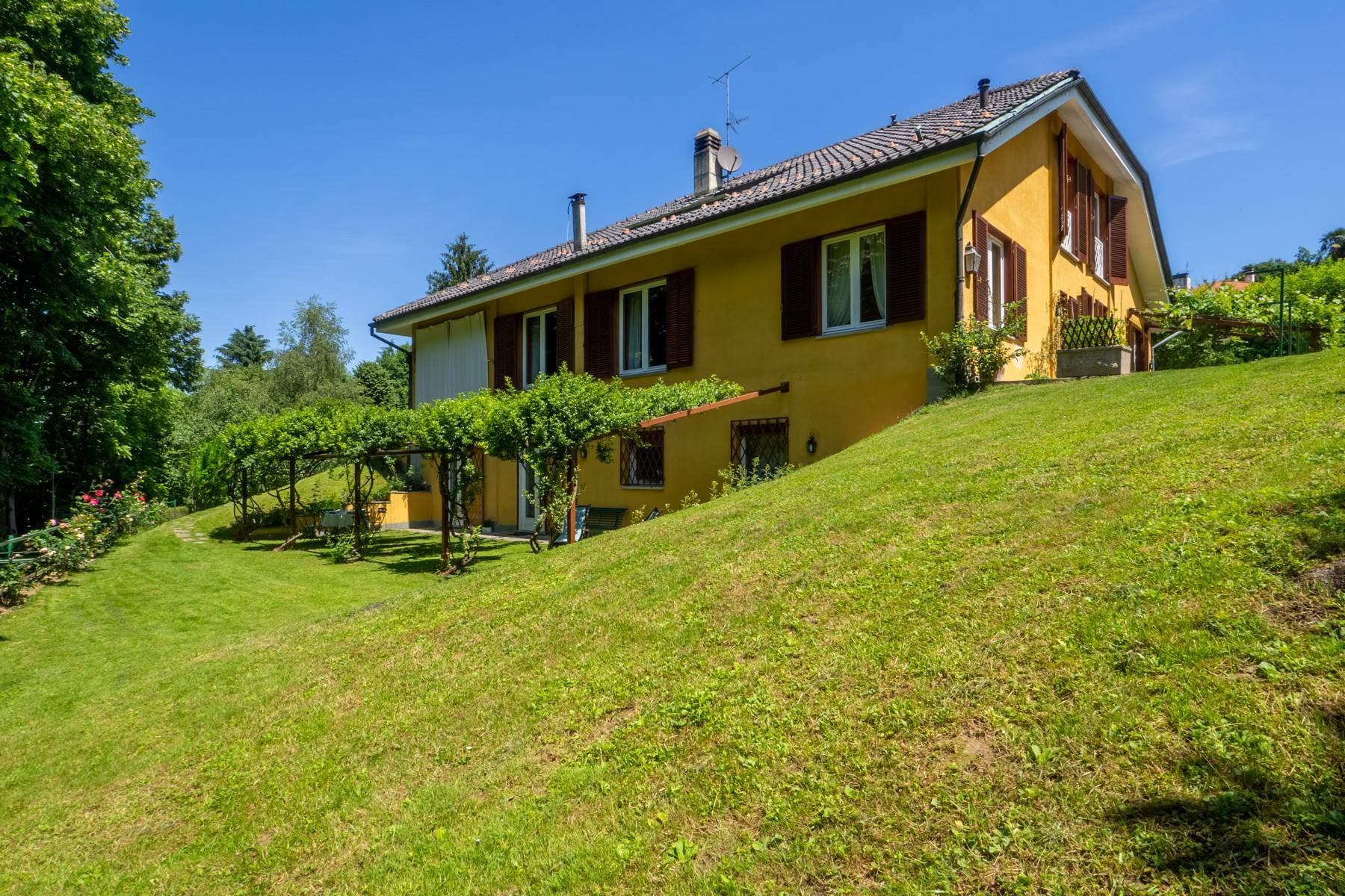 Splendida villa sulla prima collina di Torino - 11