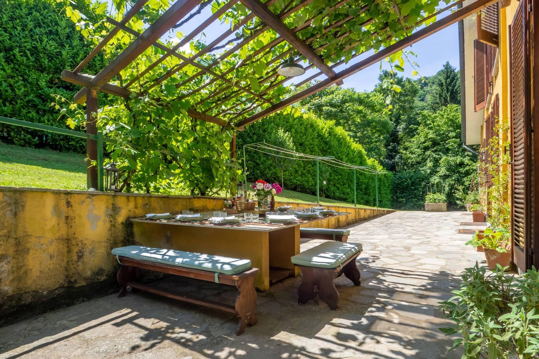 Splendida villa sulla prima collina di Torino - 22