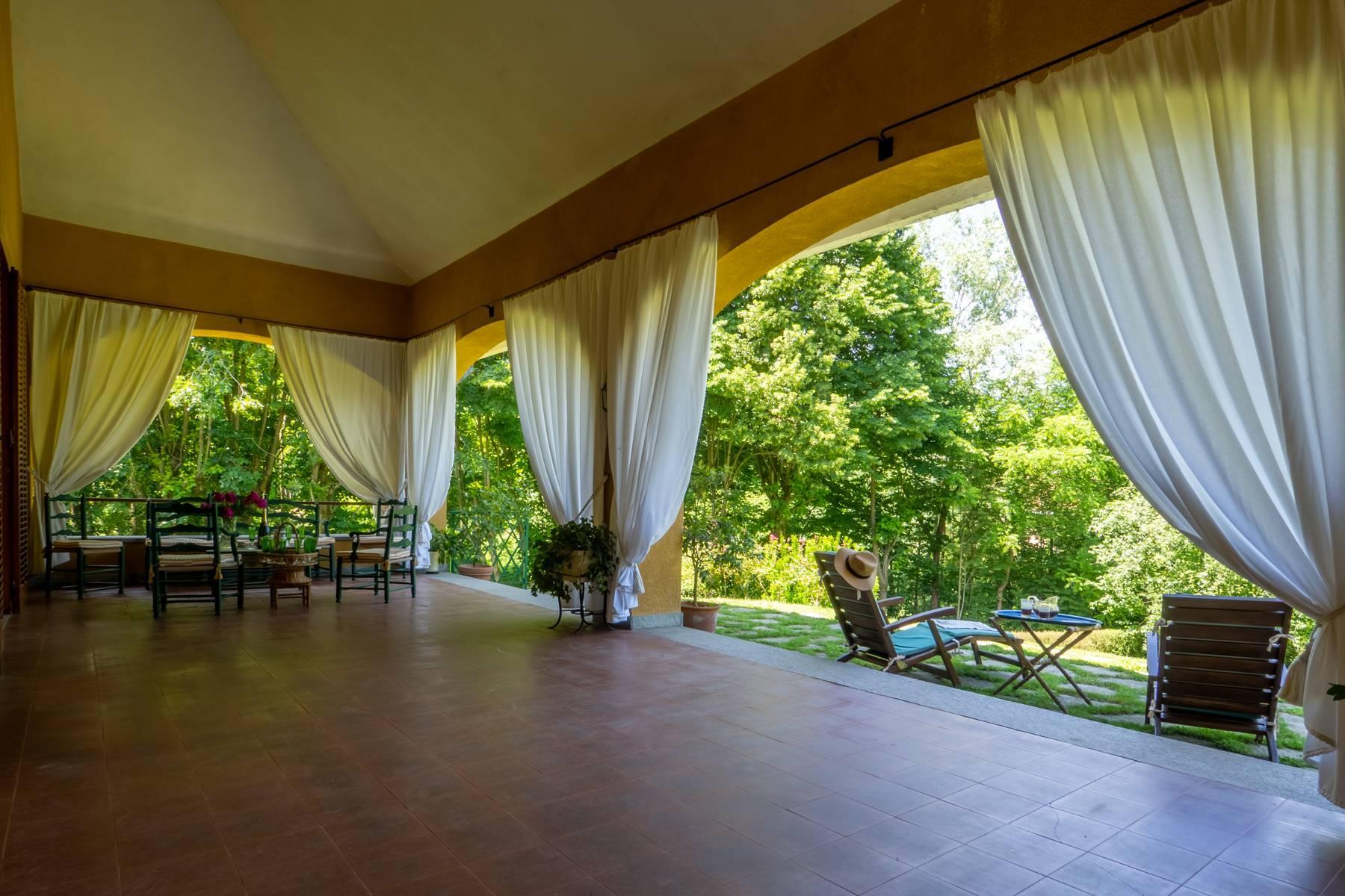 Splendida villa sulla prima collina di Torino - 10