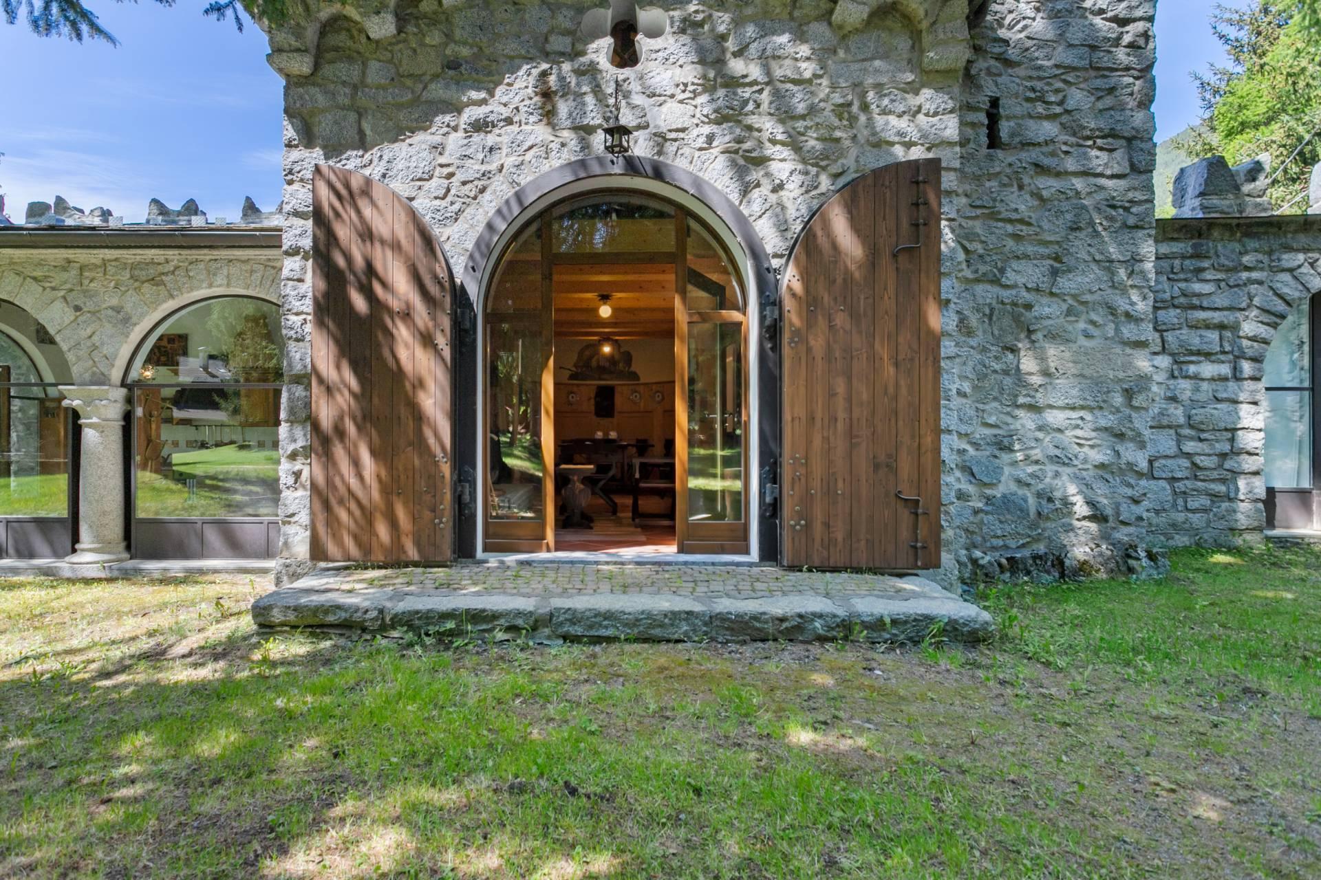 Originale appartamento in antico castello - 12