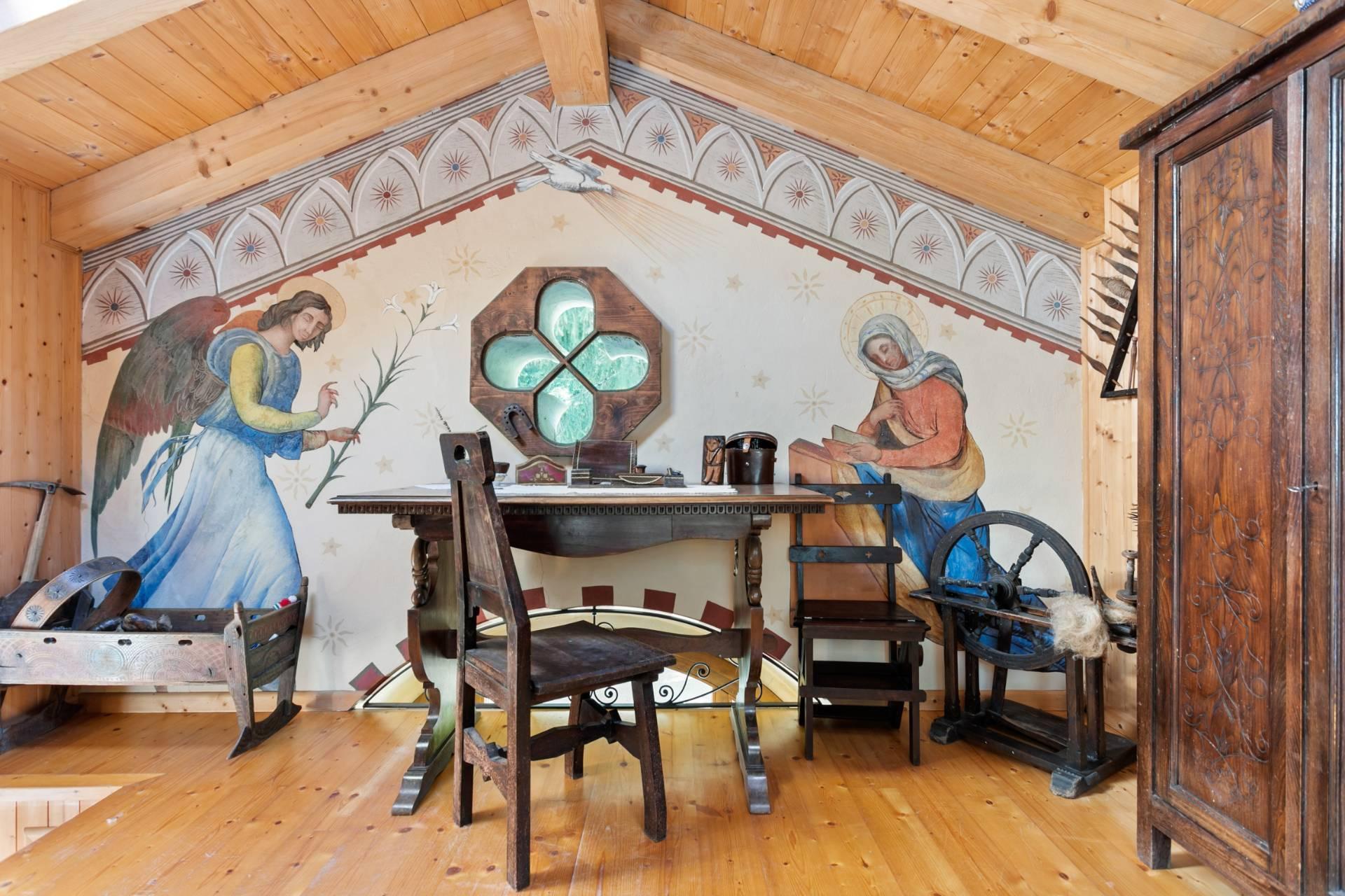 Originale appartamento in antico castello - 11