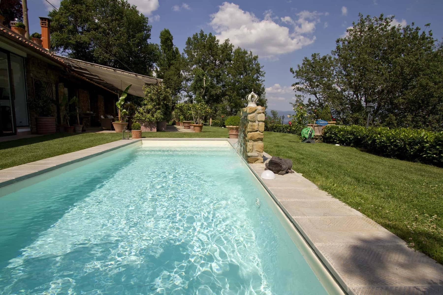Charming villa with pool next to Florence - 4