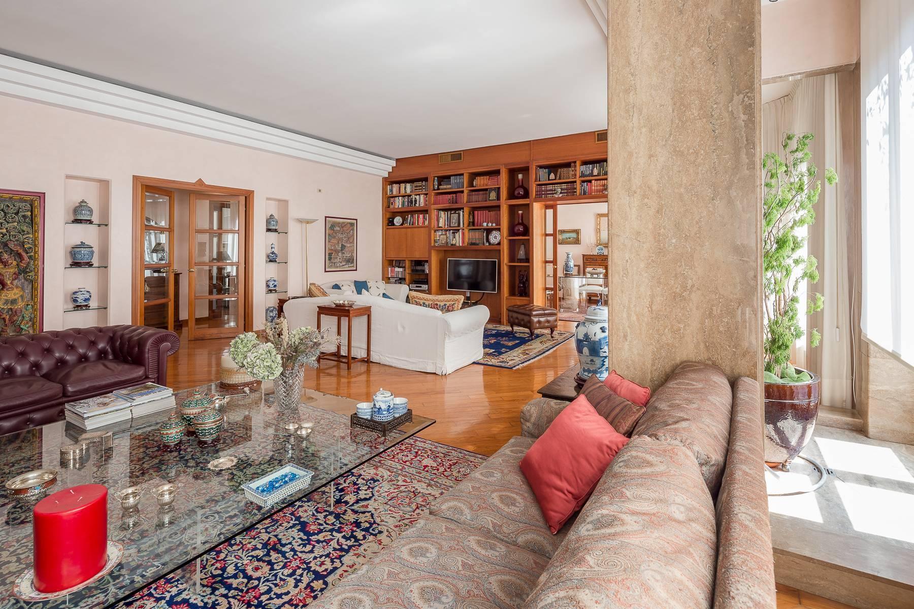 Elegante appartamento arredato in zona Palestro - 7