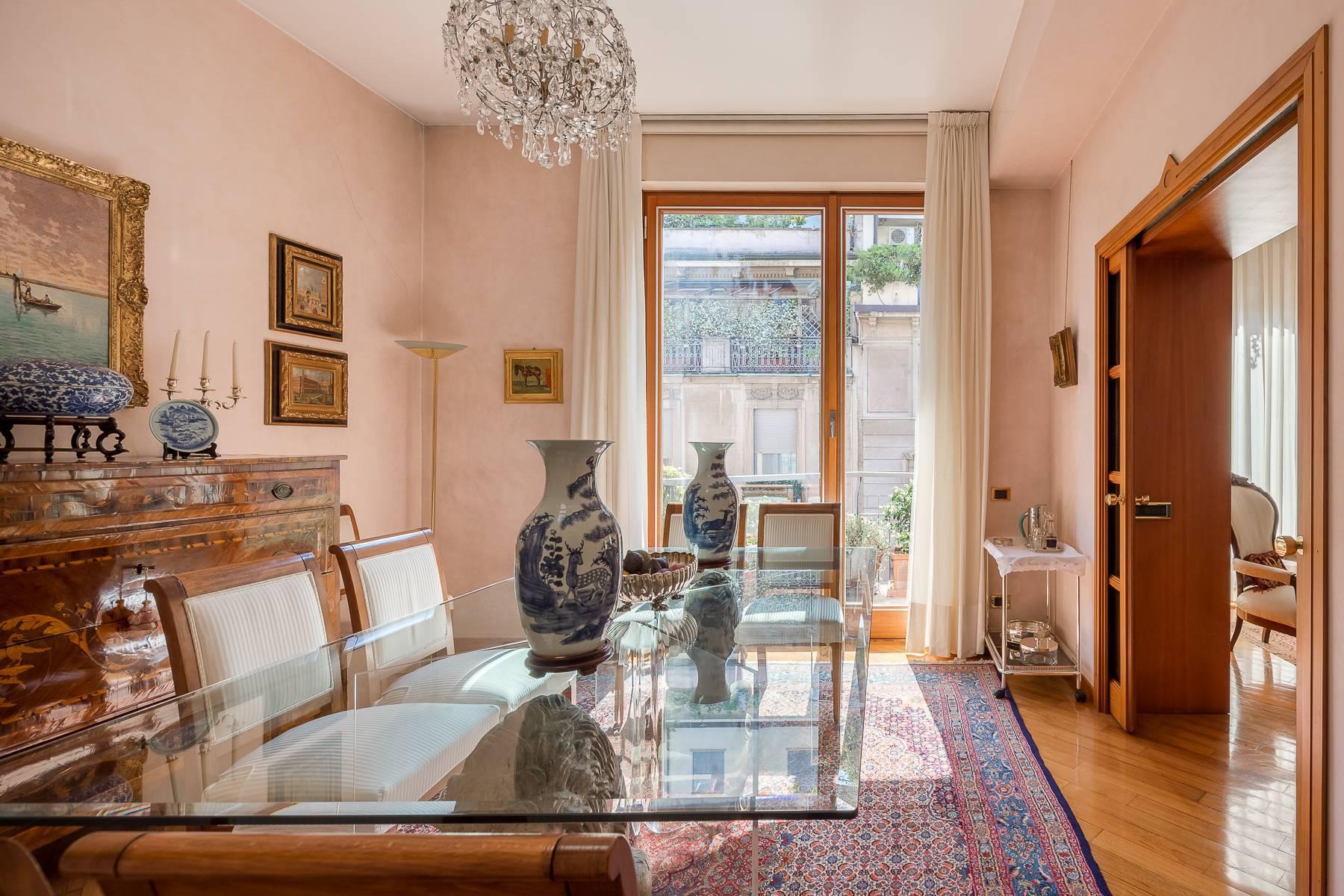 Elegante appartamento arredato in zona Palestro - 15