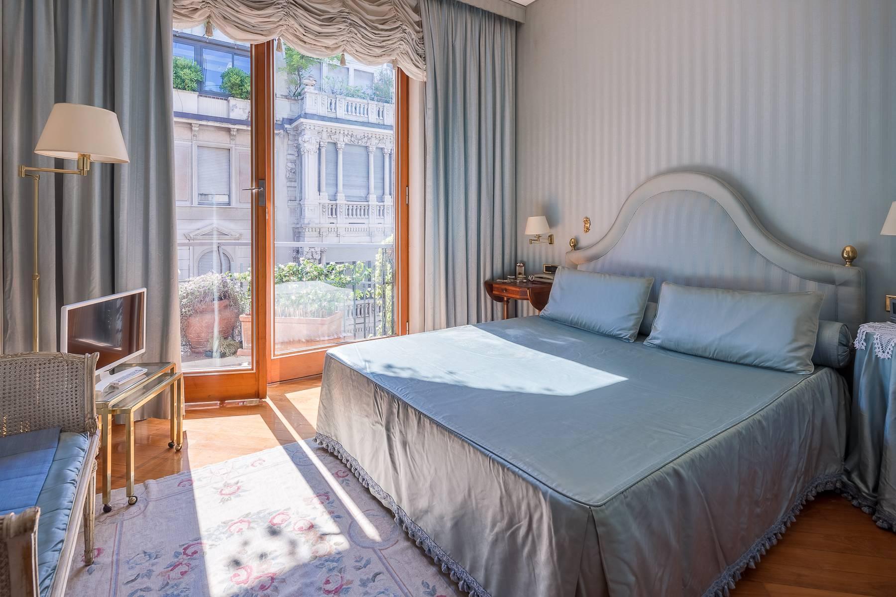 Elegante appartamento arredato in zona Palestro - 13