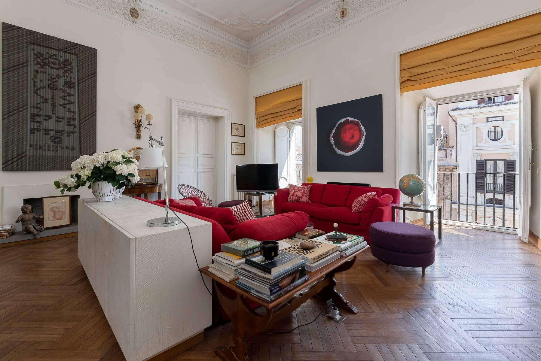 Wonderful apartment in Palazzo Odescalchi - 2