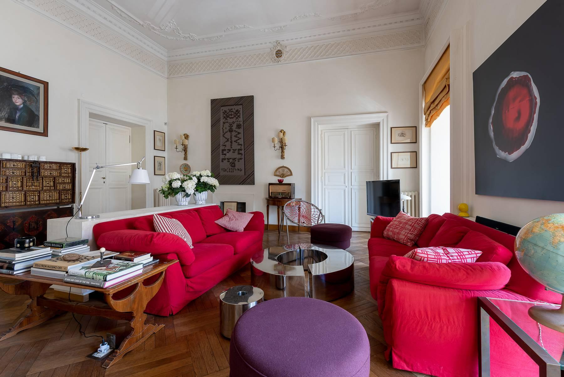 Wonderful apartment in Palazzo Odescalchi - 3