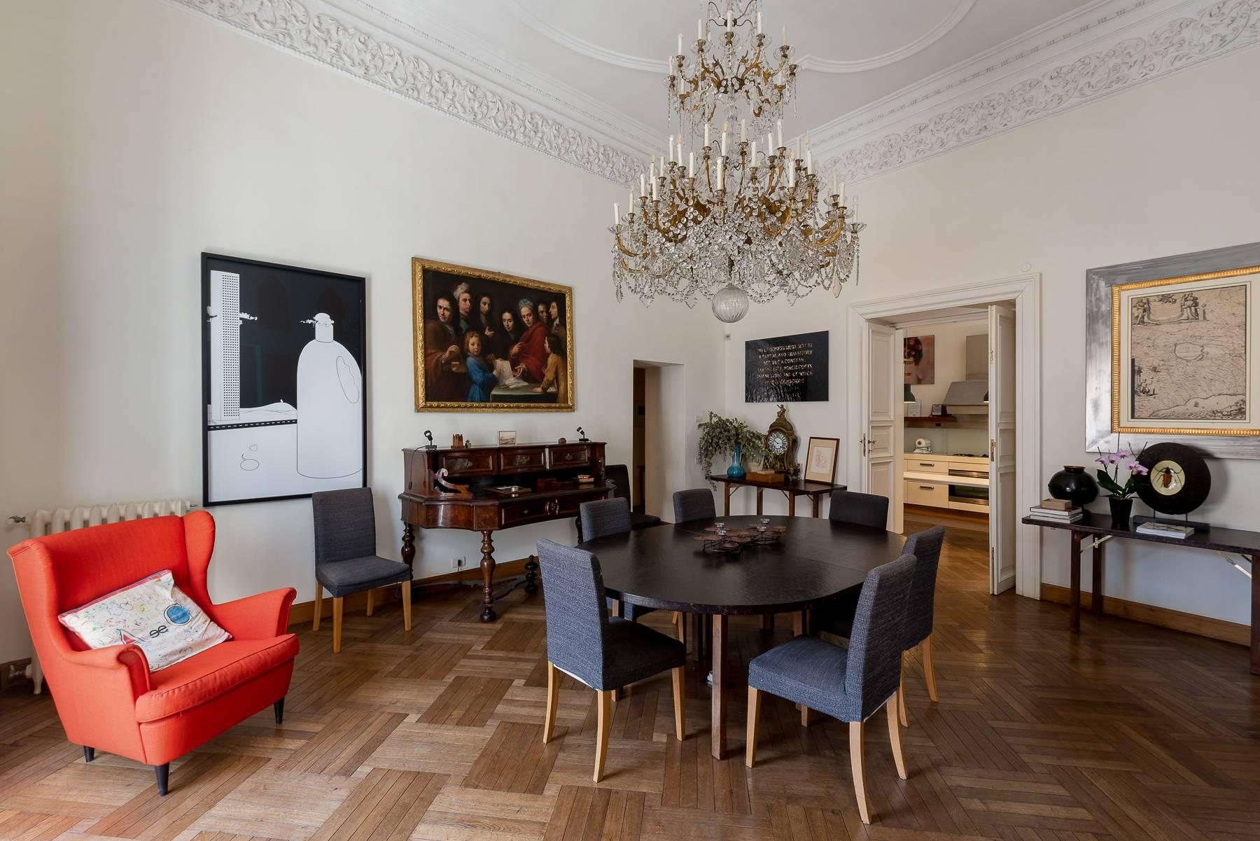 Wonderful apartment in Palazzo Odescalchi - 4