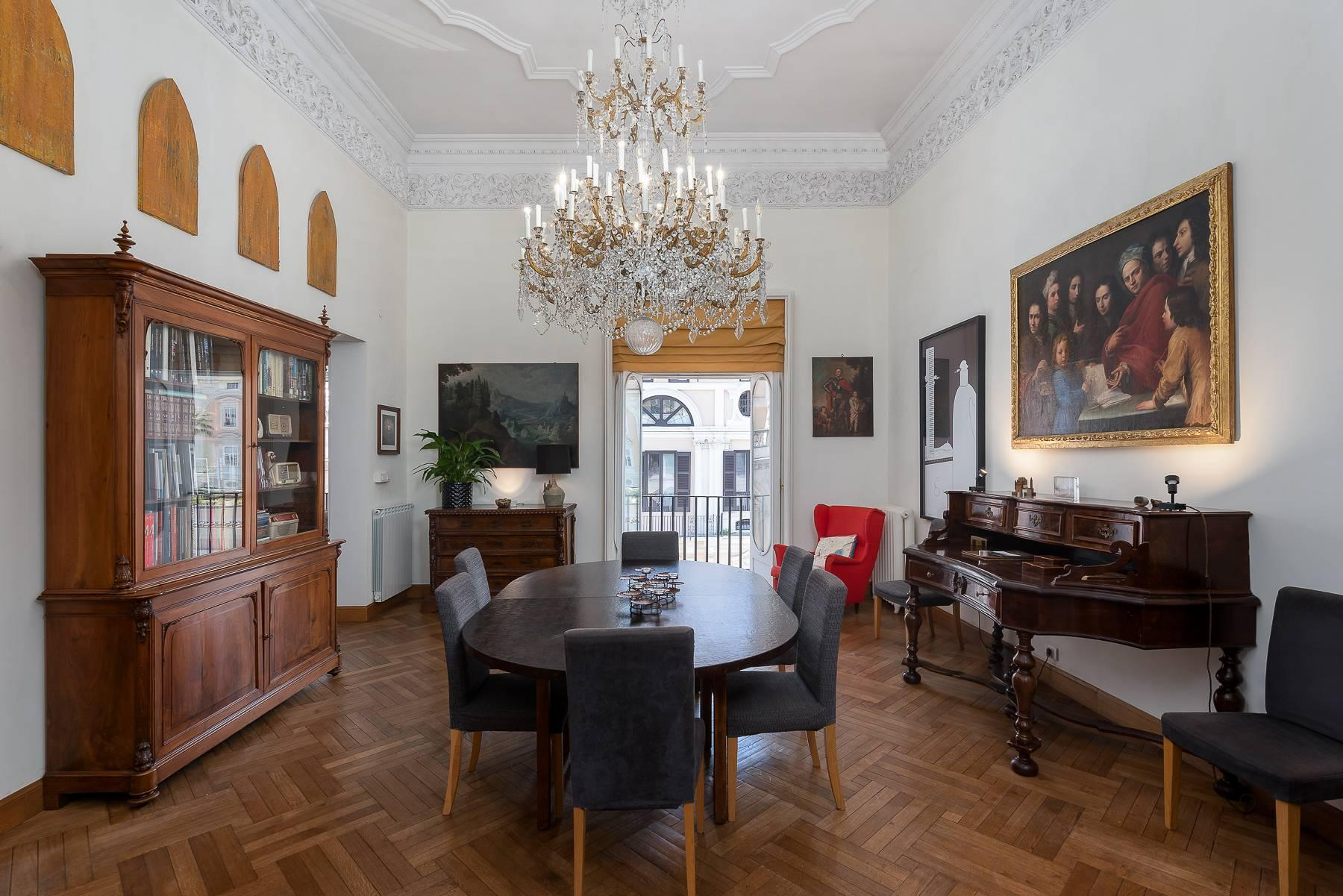 Wonderful apartment in Palazzo Odescalchi - 6