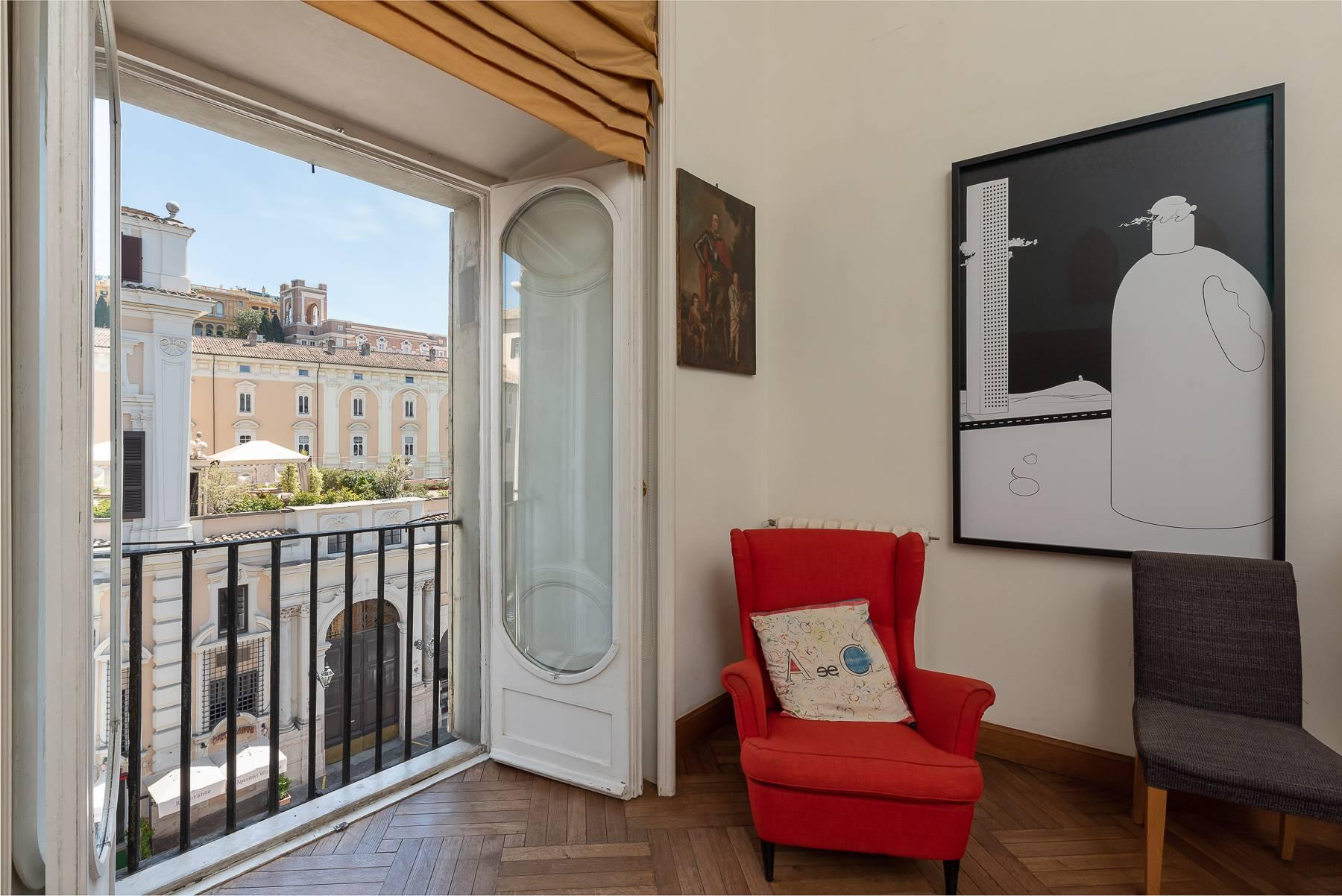 Wonderful apartment in Palazzo Odescalchi - 7