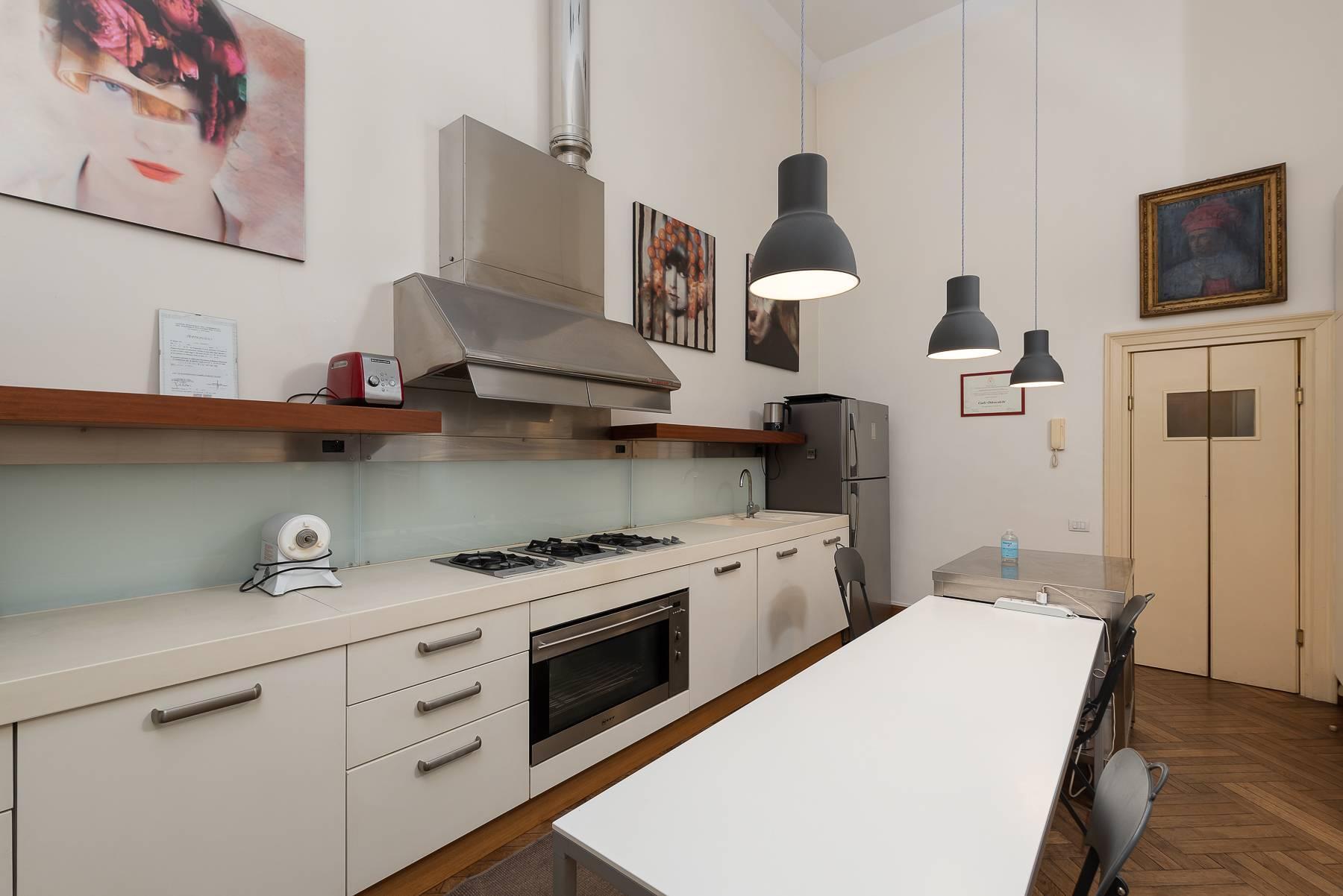 Magnifico appartamento pieno di luce all'interno di Palazzo Odescalchi - 15