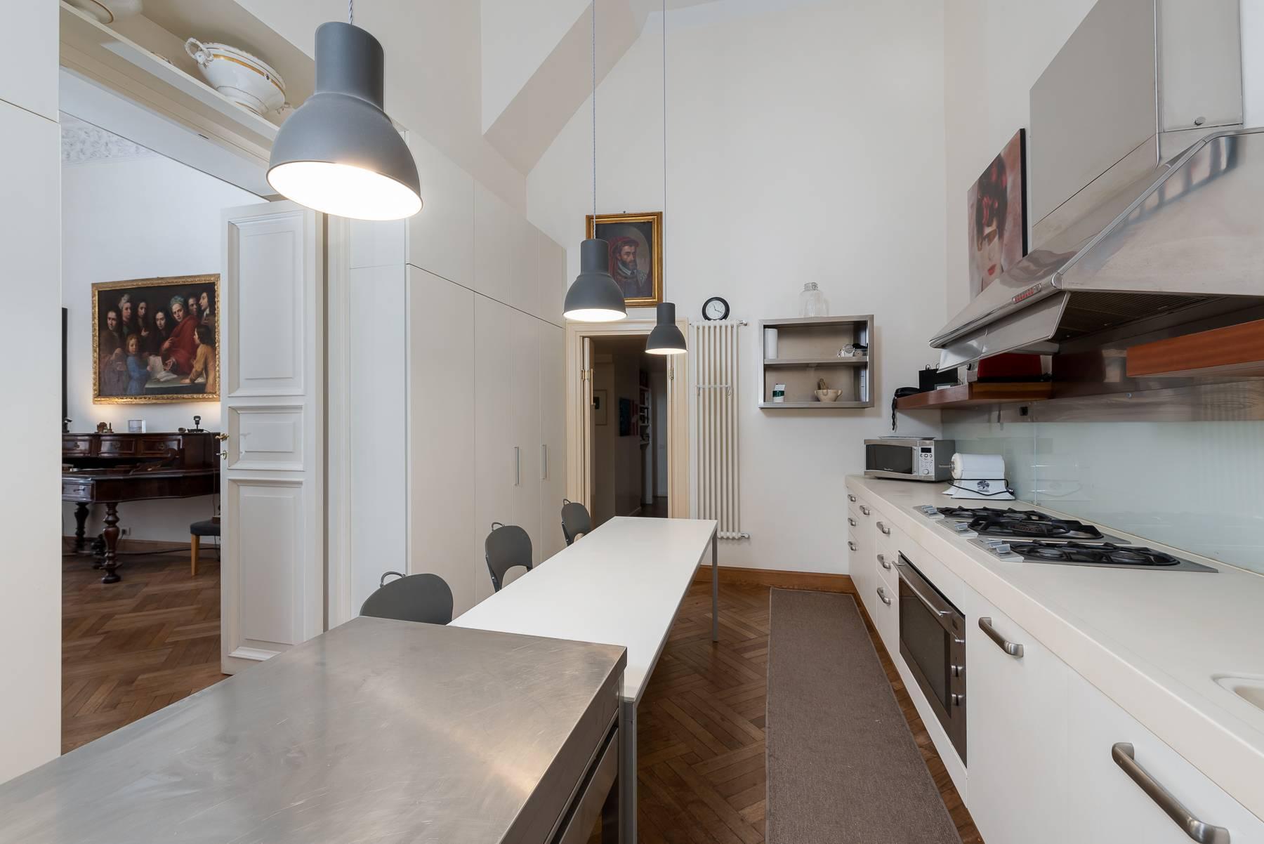 Magnifico appartamento pieno di luce all'interno di Palazzo Odescalchi - 16