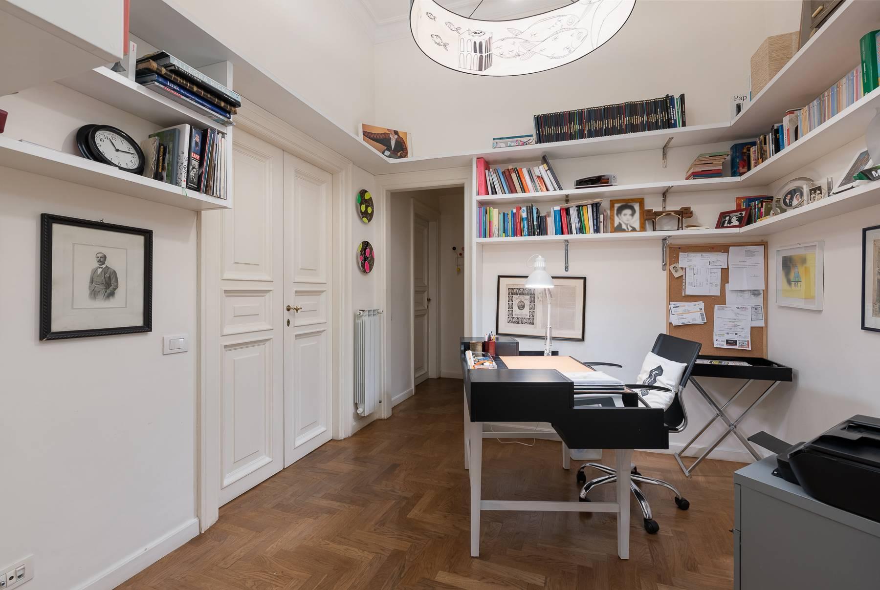 Magnifico appartamento pieno di luce all'interno di Palazzo Odescalchi - 14