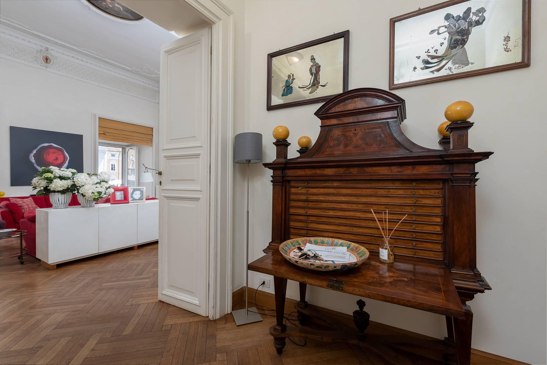 Magnifico appartamento pieno di luce all'interno di Palazzo Odescalchi - 27