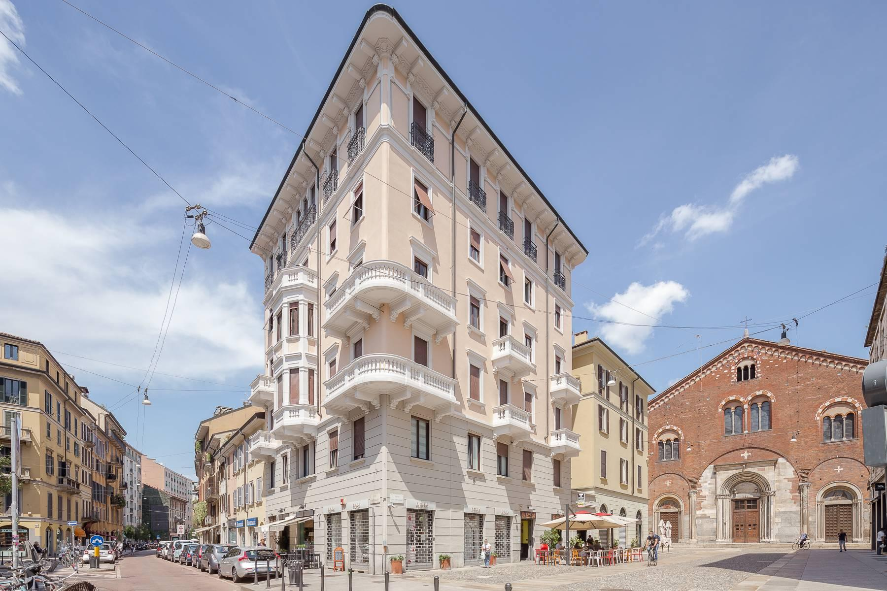 Appartamento in posizione di prestigio in elegante stabile d'epoca - 27