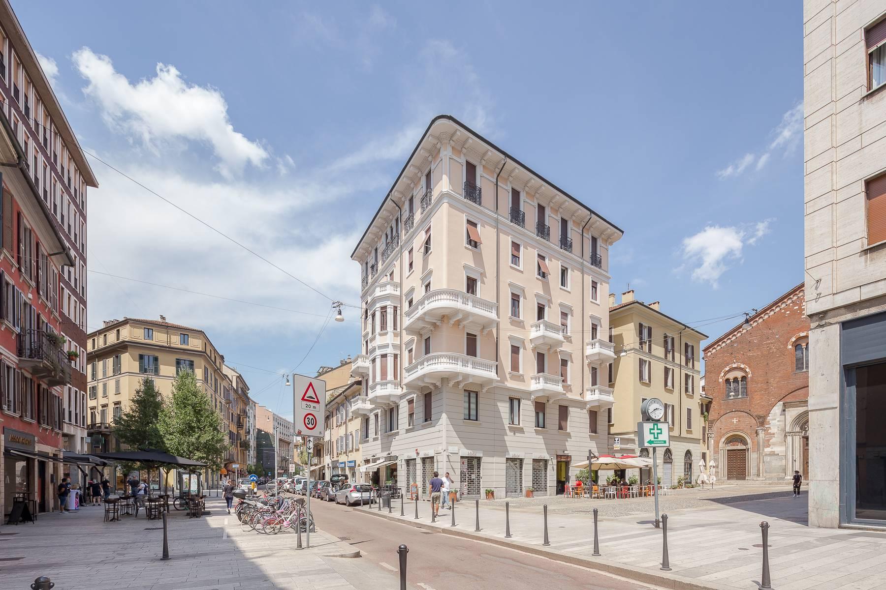 Apartment in an elegant period building located in a prestigious city district - 1