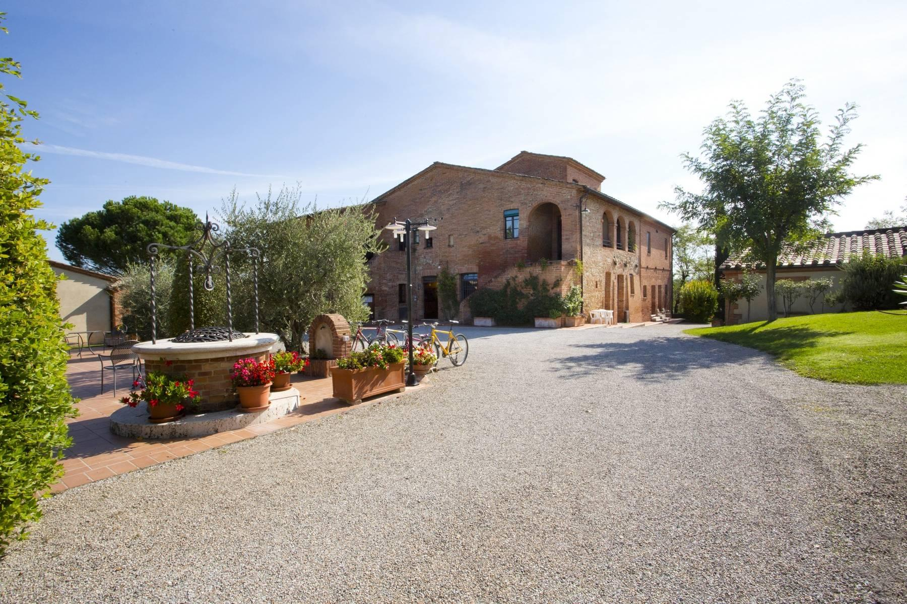 Ancient farmhouse B&B with pool in Montepulciano - 5