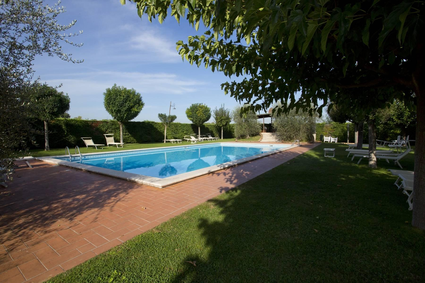 Ancient borgo with pool in Montepulciano - 8
