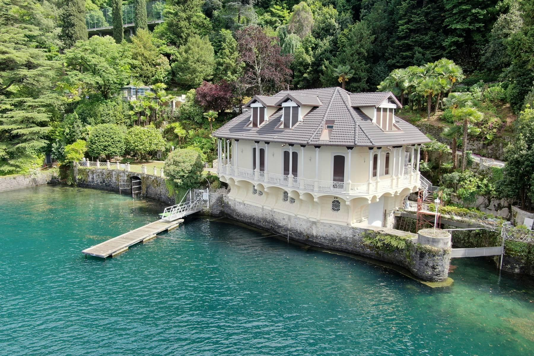 Maestosa Villa in stile Liberty - 3