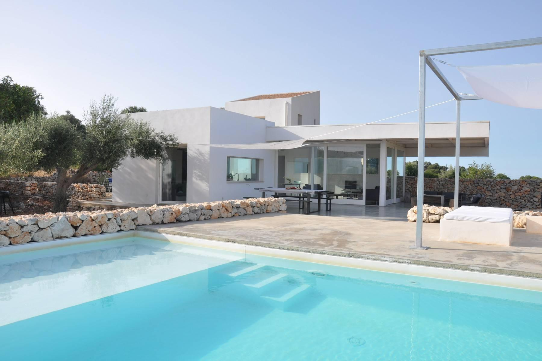 Charming Villa among the olive and citrus trees - 2