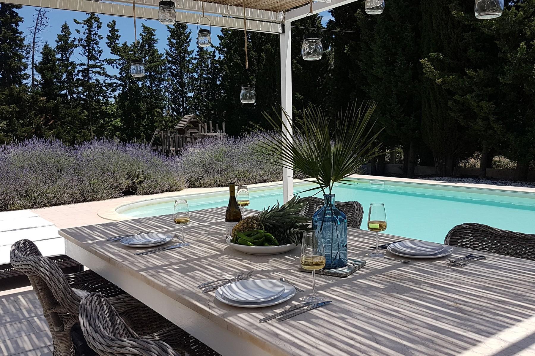 Délicieuse villa parmi les oliviers et les agrumes - 5