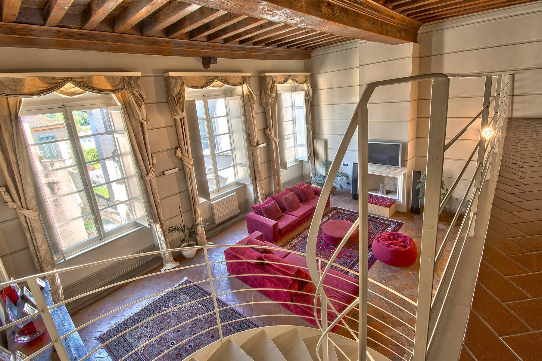 Luxury Apartment in prestigious building in Lucca historic centre - 3
