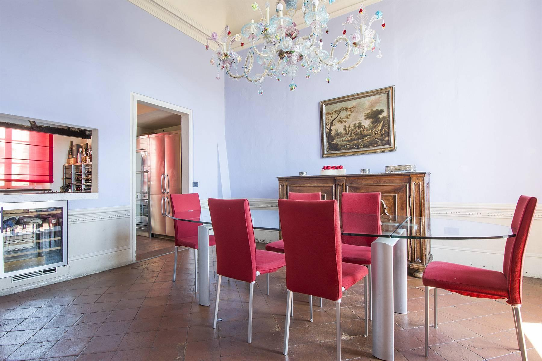 Luxury Apartment in prestigious building in Lucca historic centre - 6