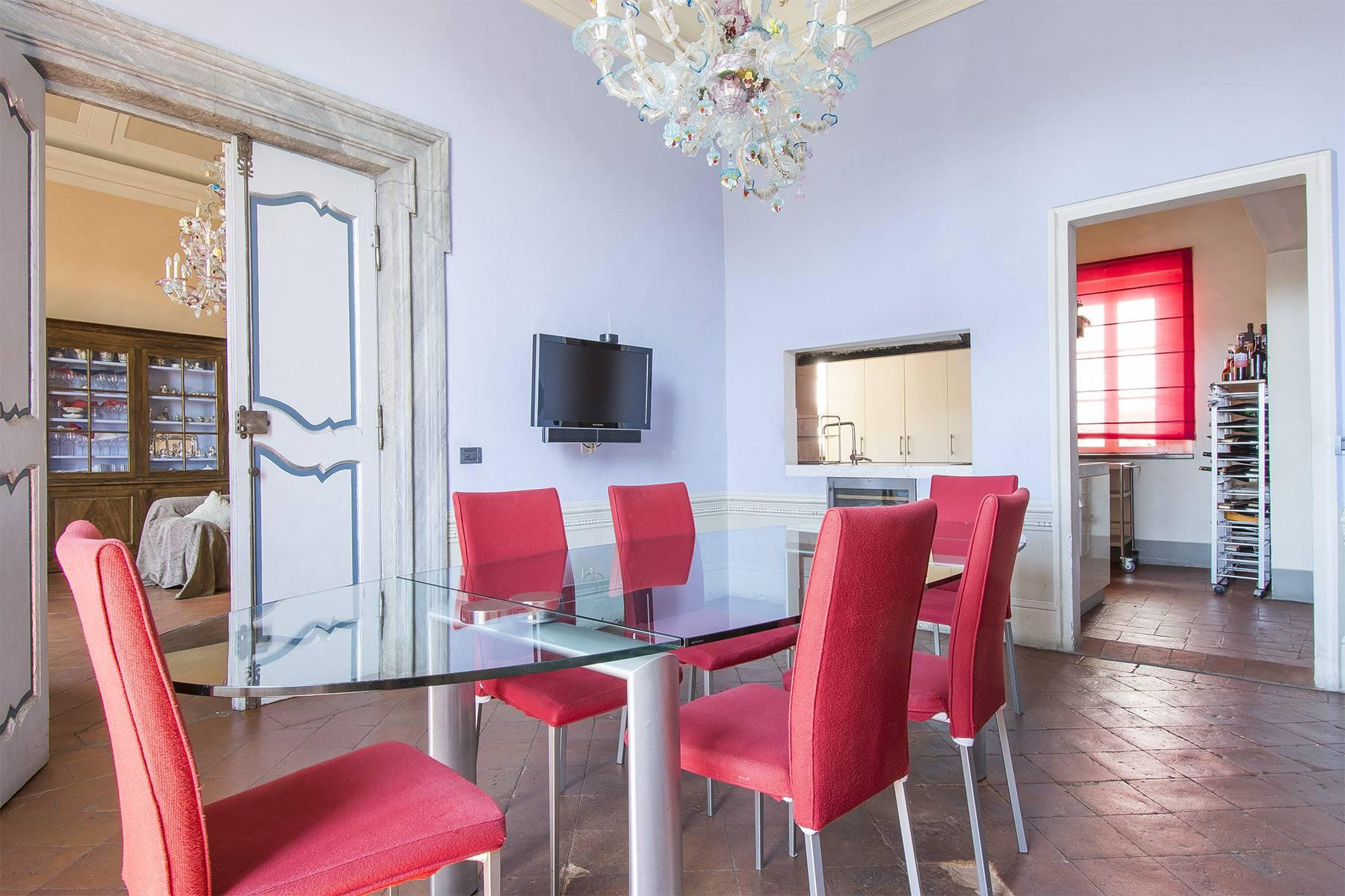 Luxury Apartment in prestigious building in Lucca historic centre - 17
