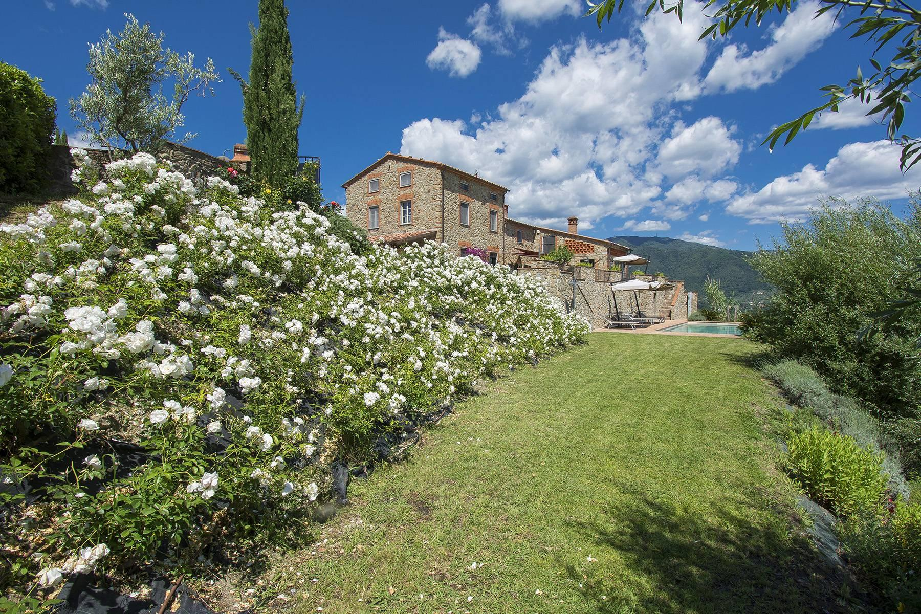 Stunning Country villa on the hills of Lucca with vineyard - 1