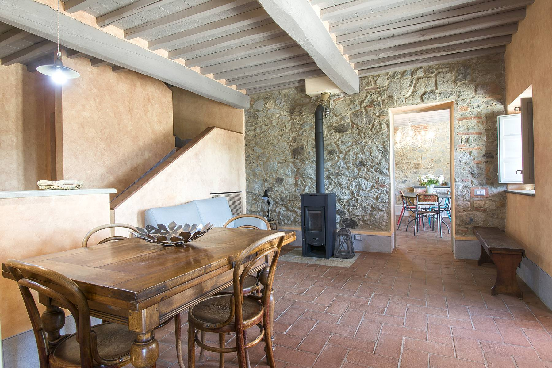 Stunning Country villa on the hills of Lucca with vineyard - 19