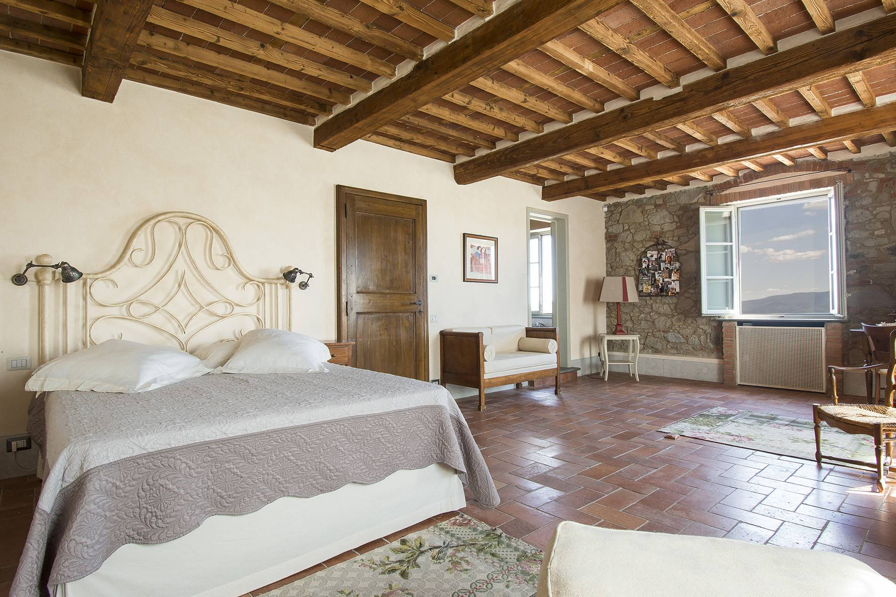 Stunning Country villa on the hills of Lucca with vineyard - 21