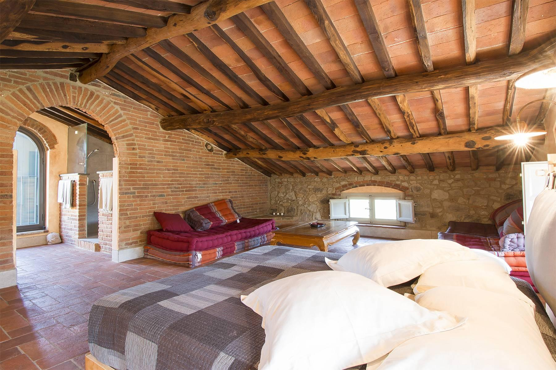 Stunning Country villa on the hills of Lucca with vineyard - 8