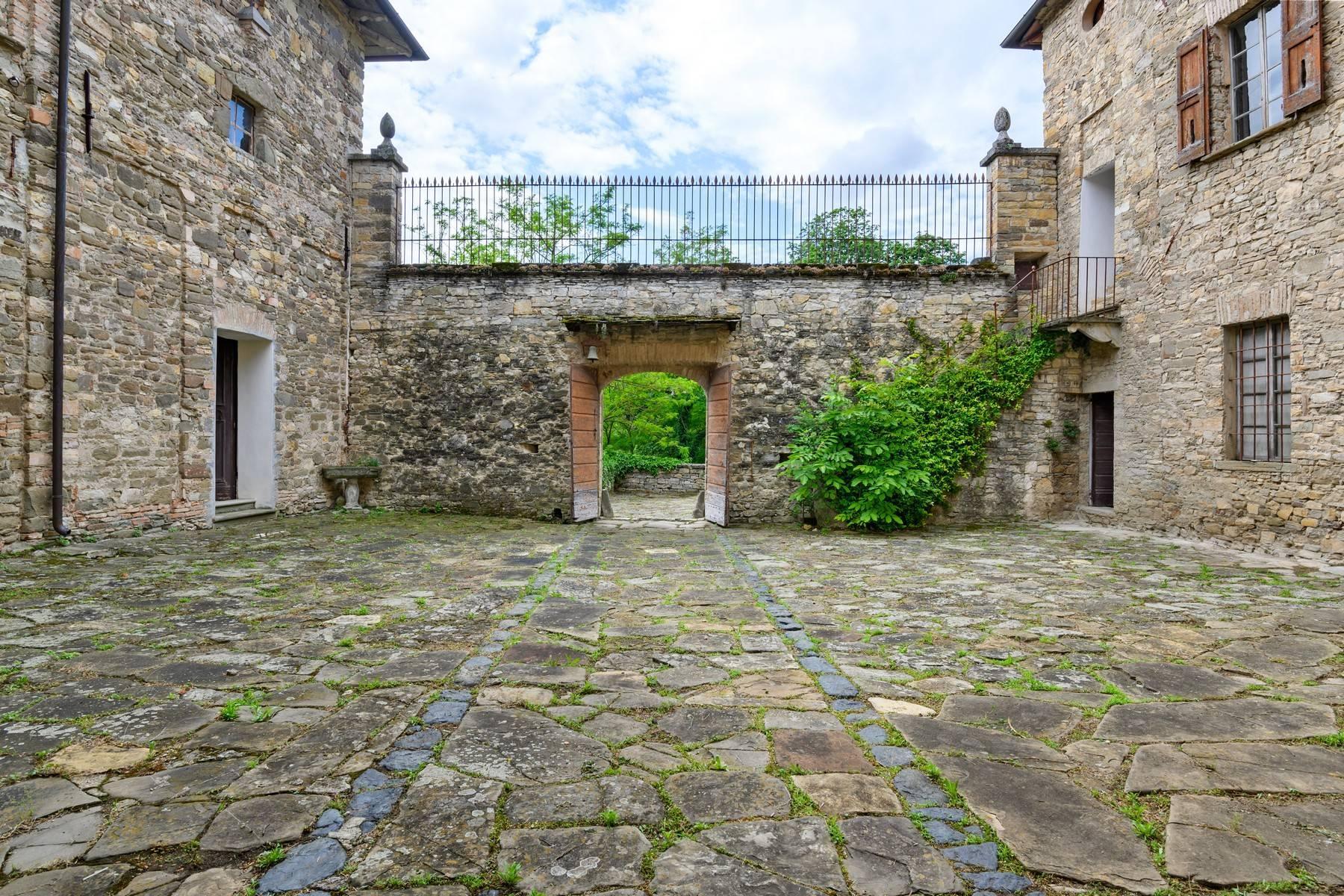 Magnifique château du XIIIe siècle avec fermes - 19