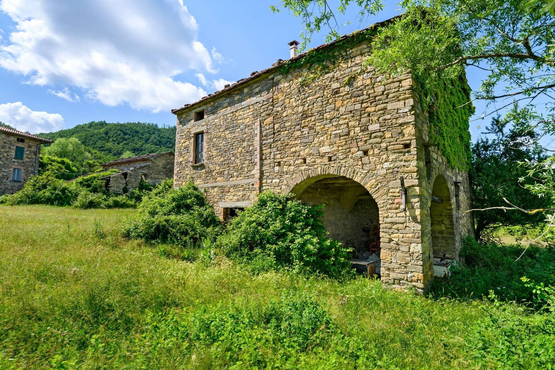 Magnifique château du XIIIe siècle avec fermes - 16