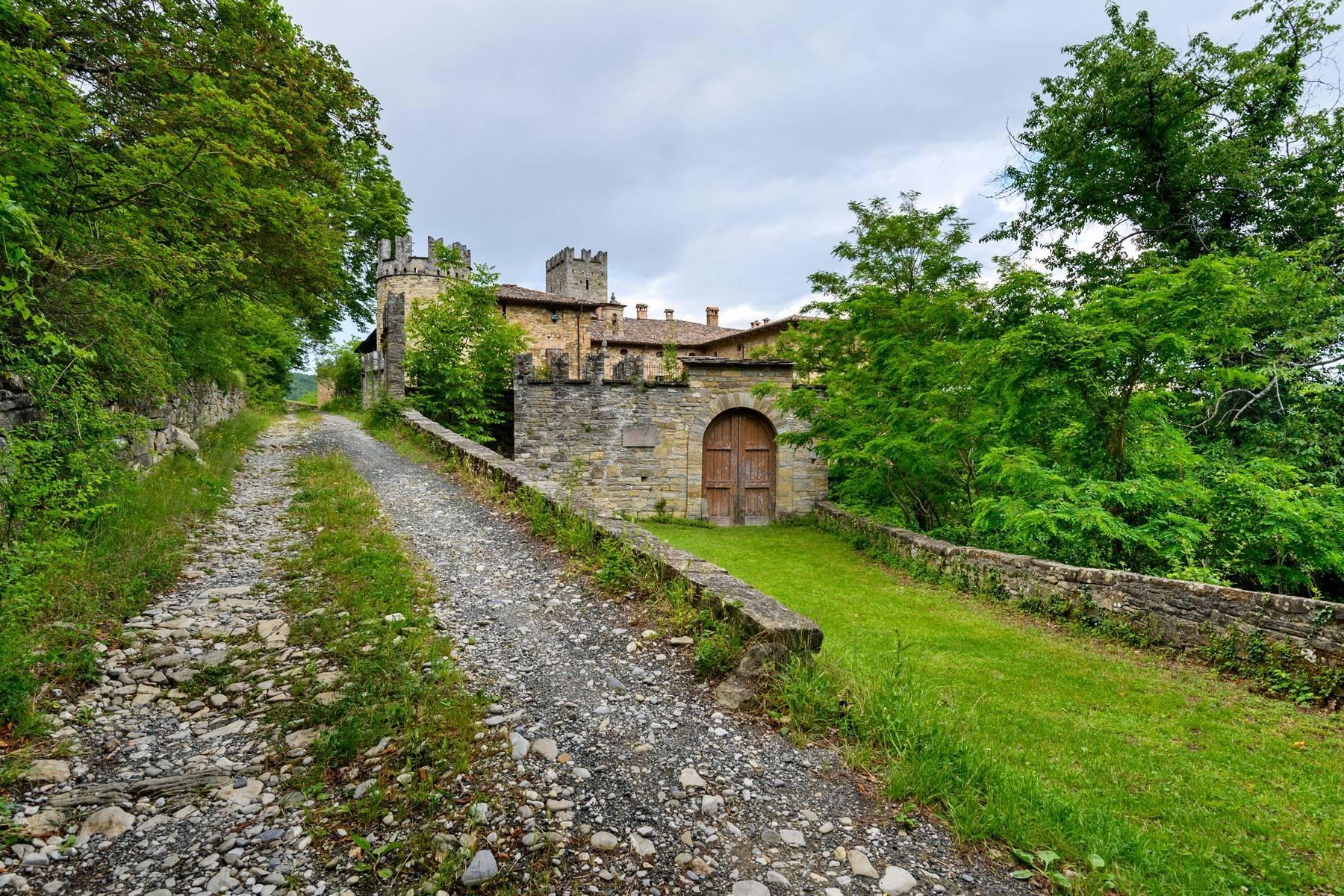 Magnifique château du XIIIe siècle avec fermes - 11