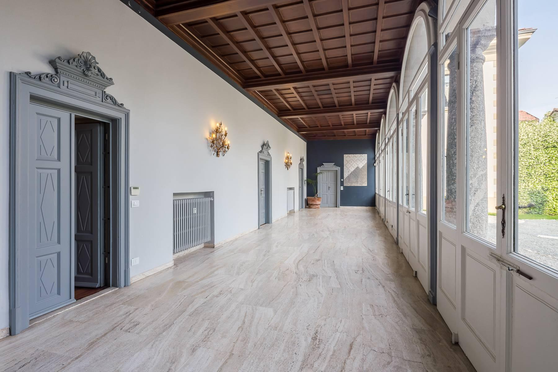 Beautiful historic villa surrounded by a park of about 2.2 hectares 30 minutes from Milan - 26