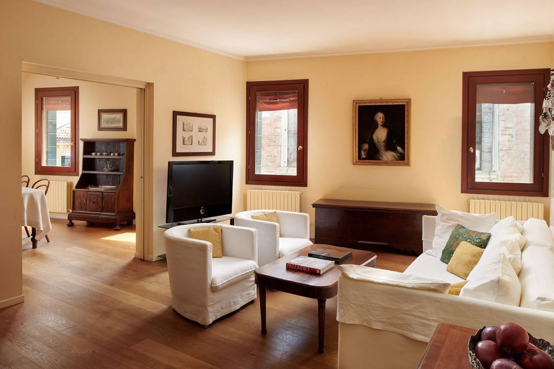 Appartement de design dans le Palazzo Querini Stampalia / S.M. Formosa - 2