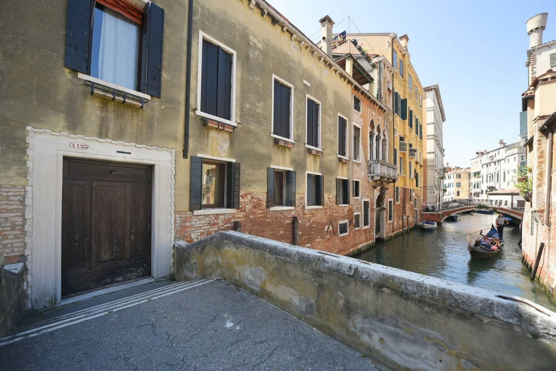 Appartement de design dans le Palazzo Querini Stampalia / S.M. Formosa - 9