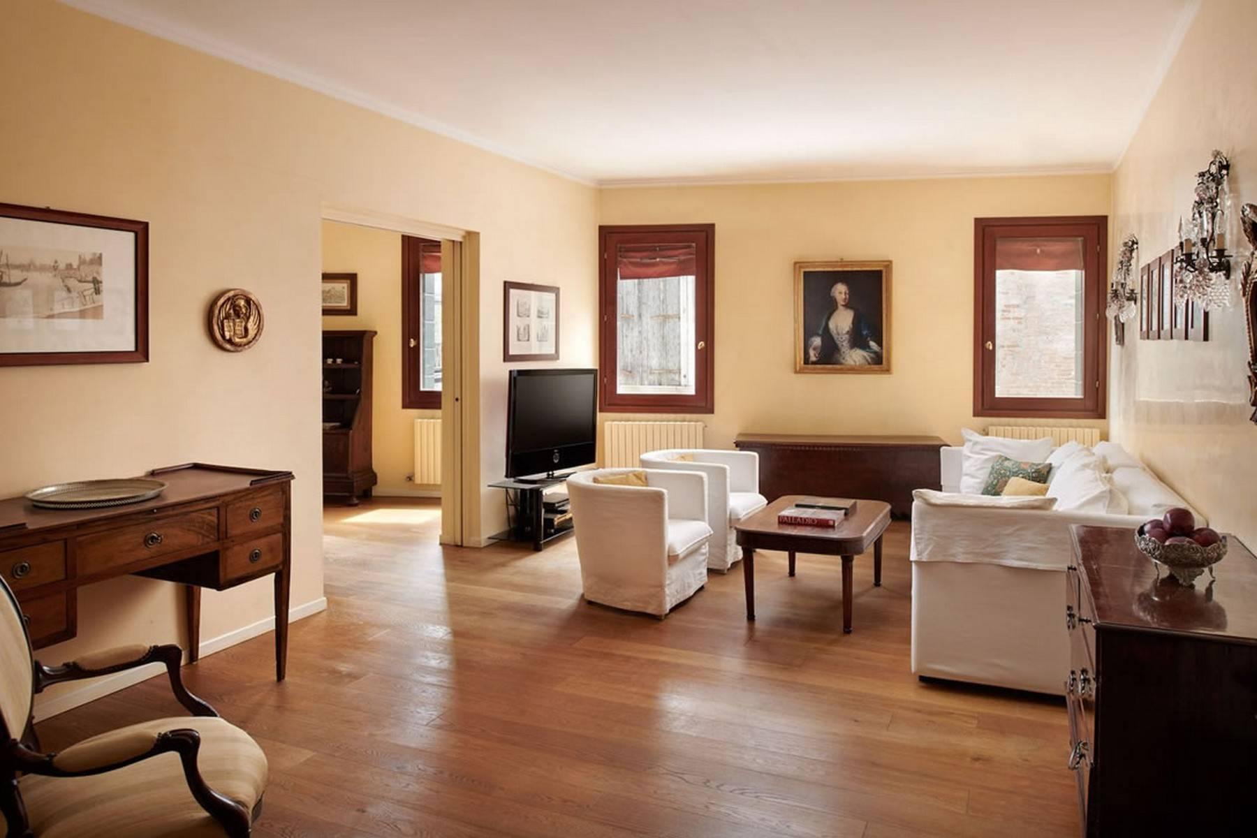 Appartement de design dans le Palazzo Querini Stampalia / S.M. Formosa - 10