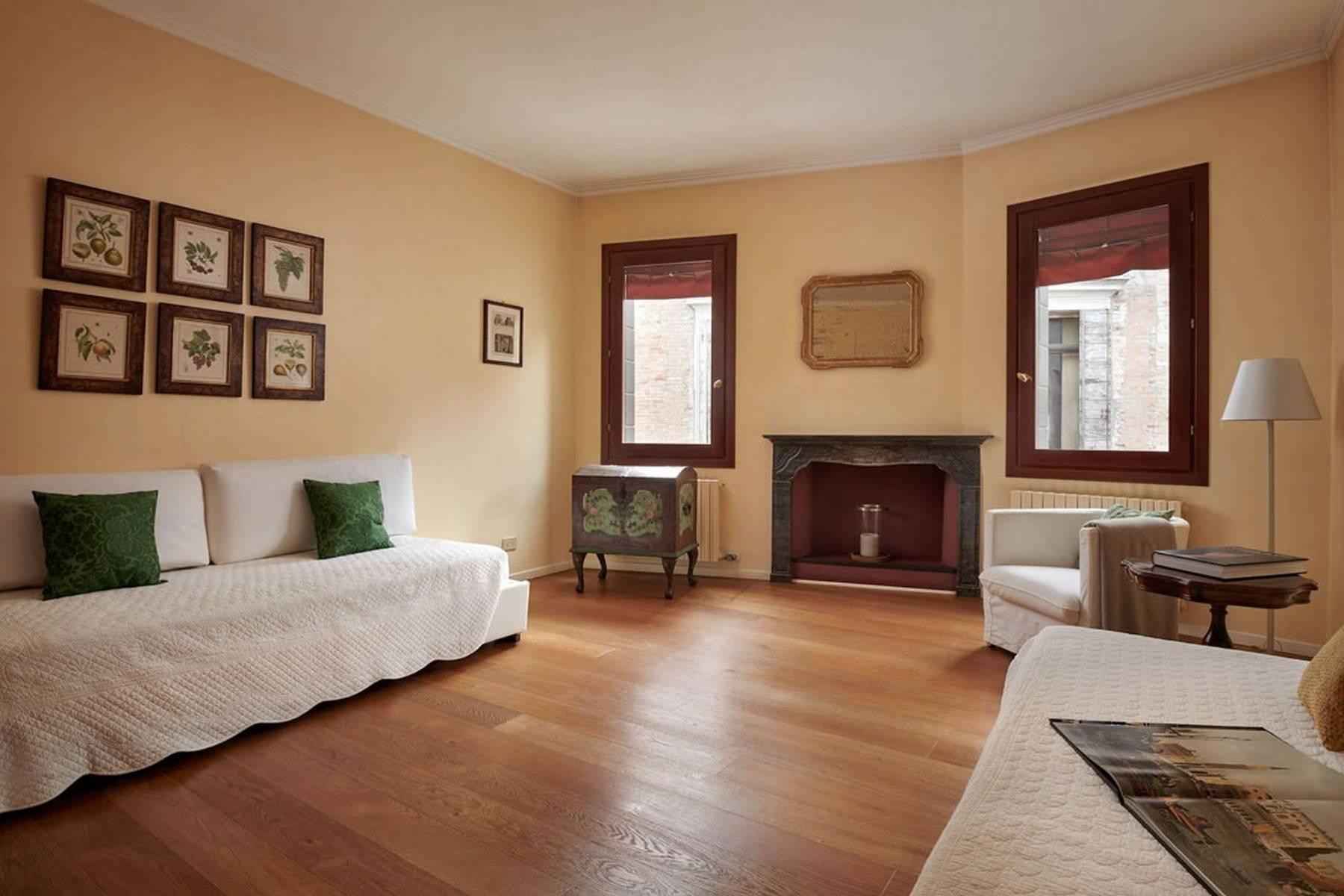 Appartement de design dans le Palazzo Querini Stampalia / S.M. Formosa - 23