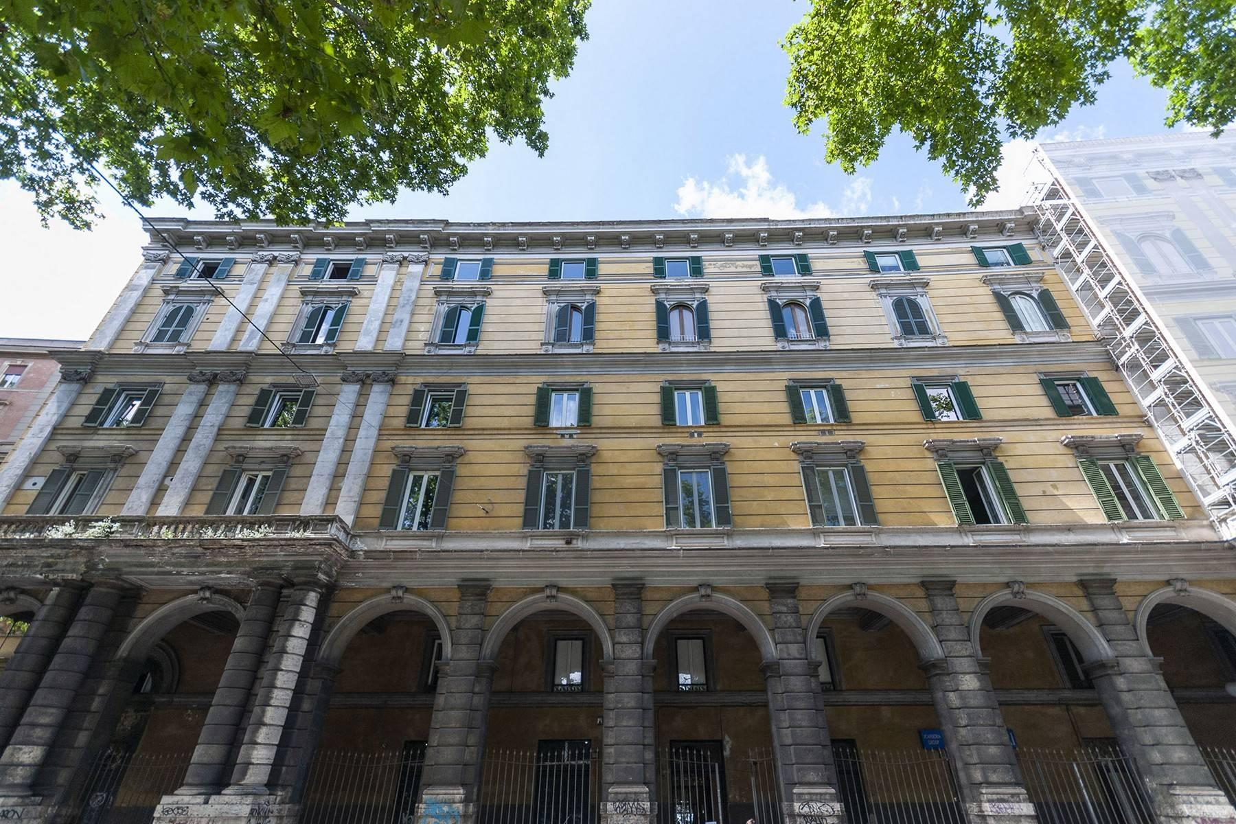 Charmant appartement avec vue sur le Tibre et les toits de Rome - 12