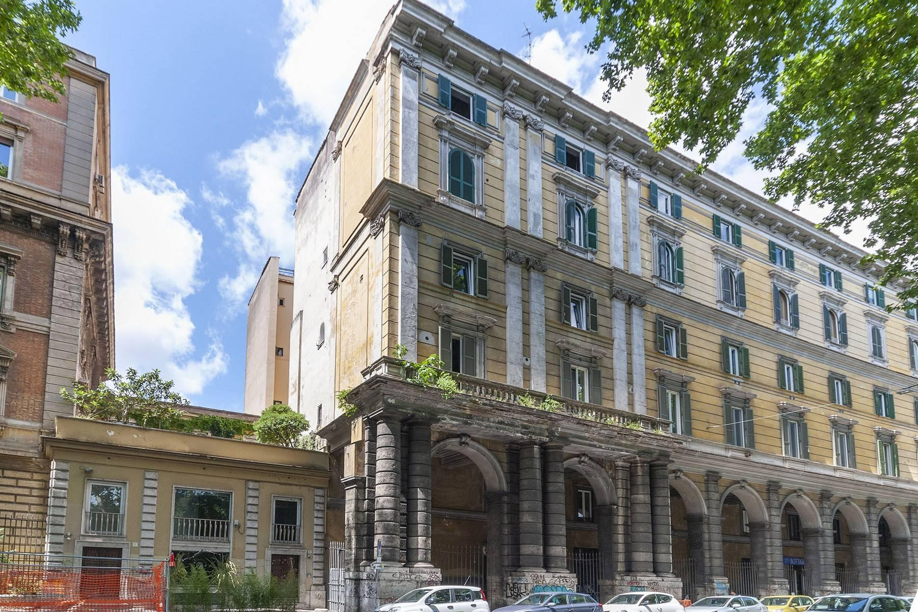 Charmant appartement avec vue sur le Tibre et les toits de Rome - 1