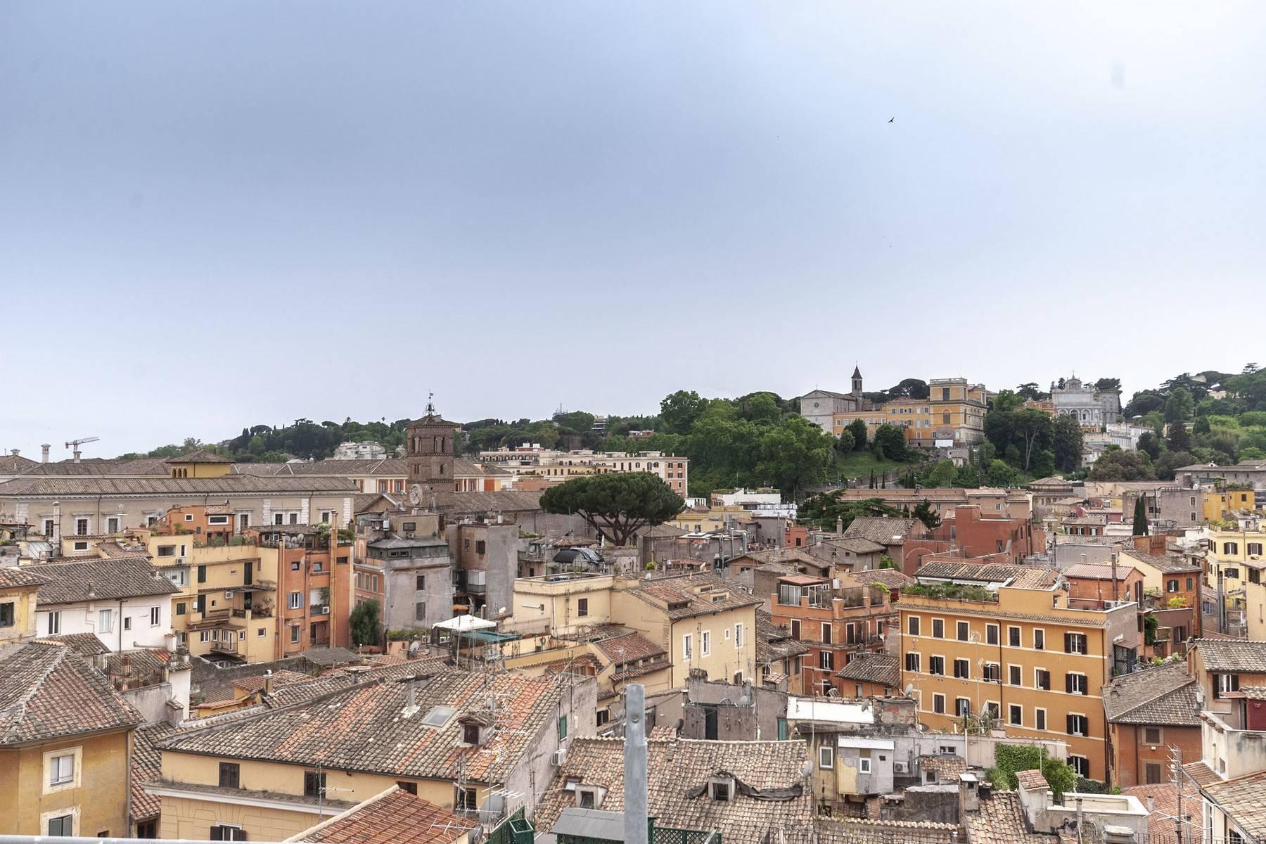 Charmant appartement avec vue sur le Tibre et les toits de Rome - 5