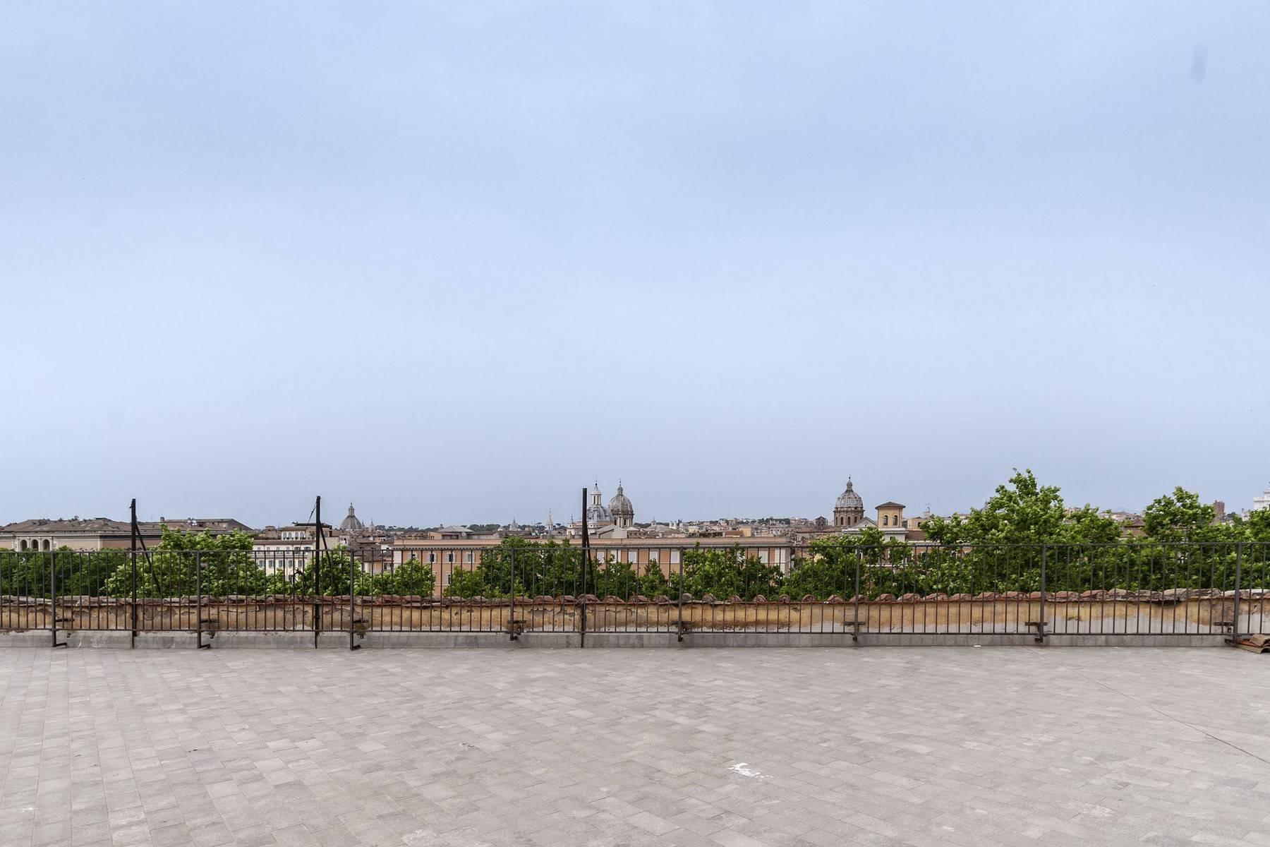 Charmant appartement avec vue sur le Tibre et les toits de Rome - 4