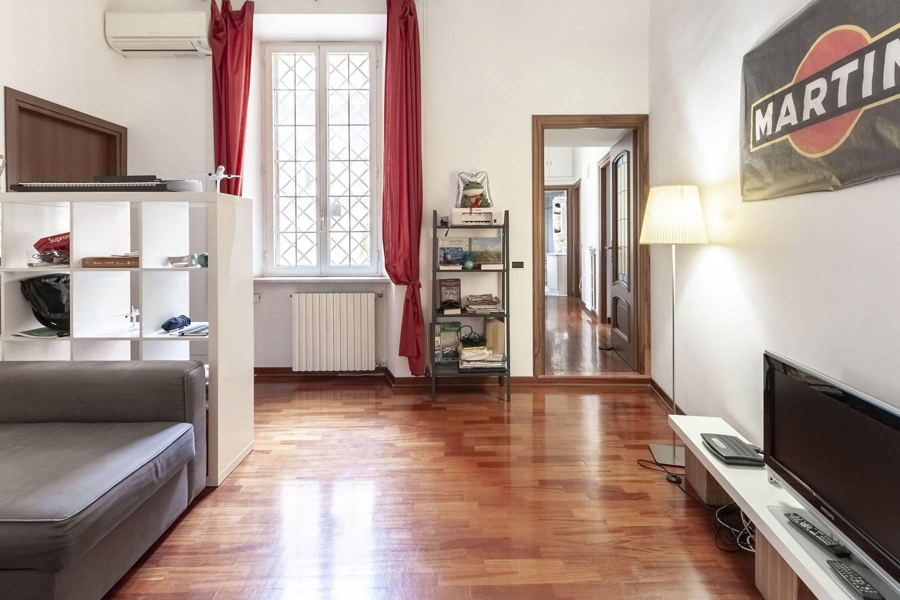 Charmant appartement avec vue sur le Tibre et les toits de Rome - 2