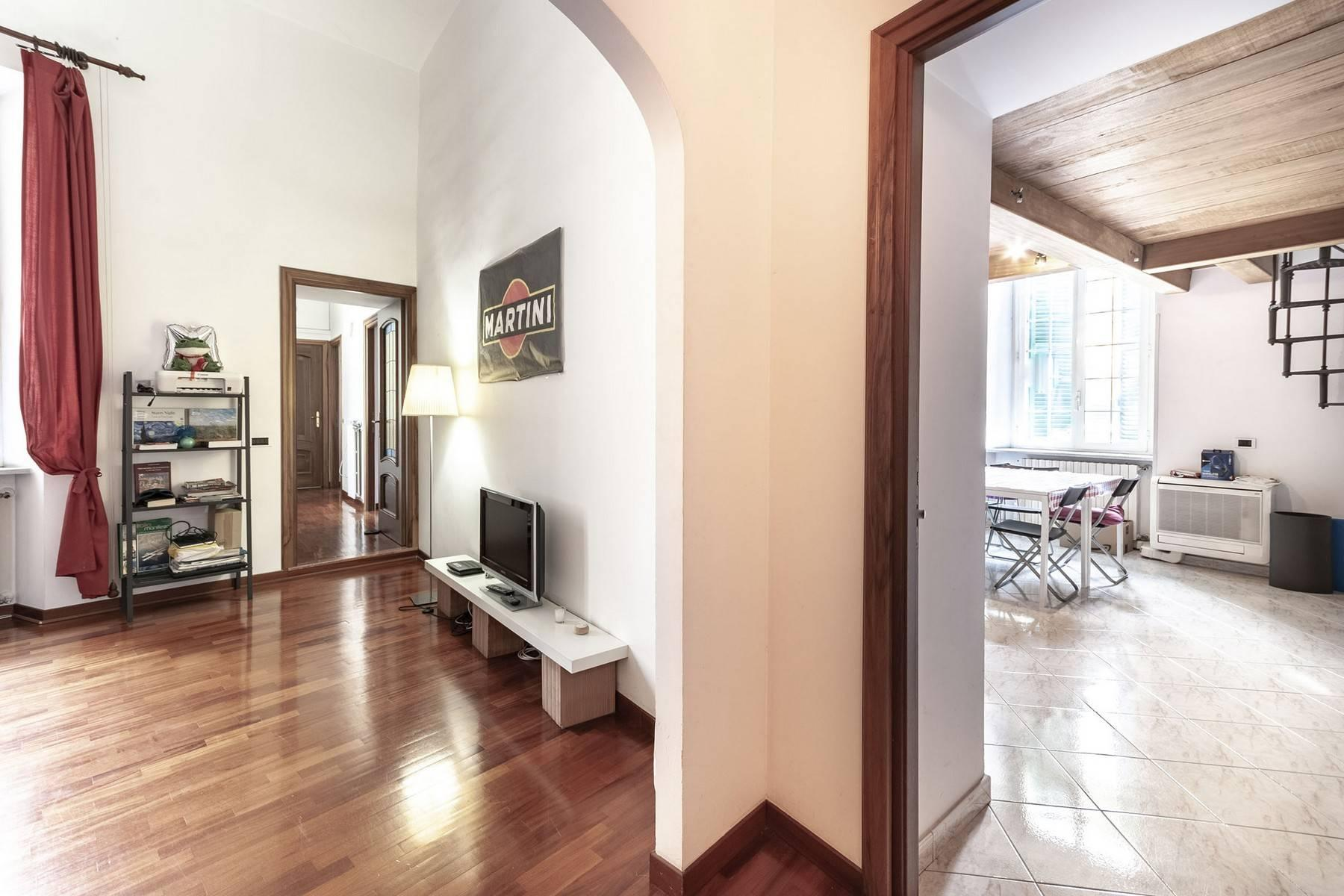 Charmant appartement avec vue sur le Tibre et les toits de Rome - 6