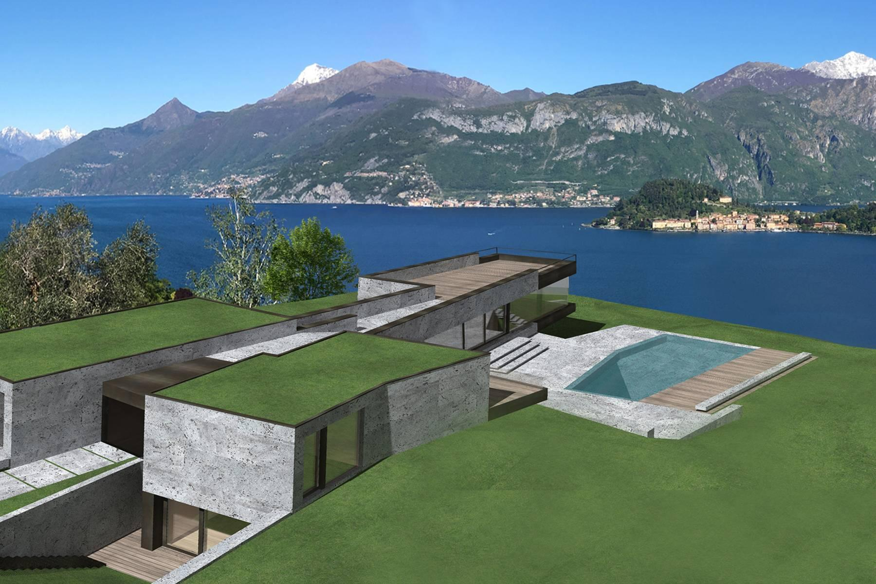 Hollywood style villa overlooking Lake Como from a panoramic location - 1