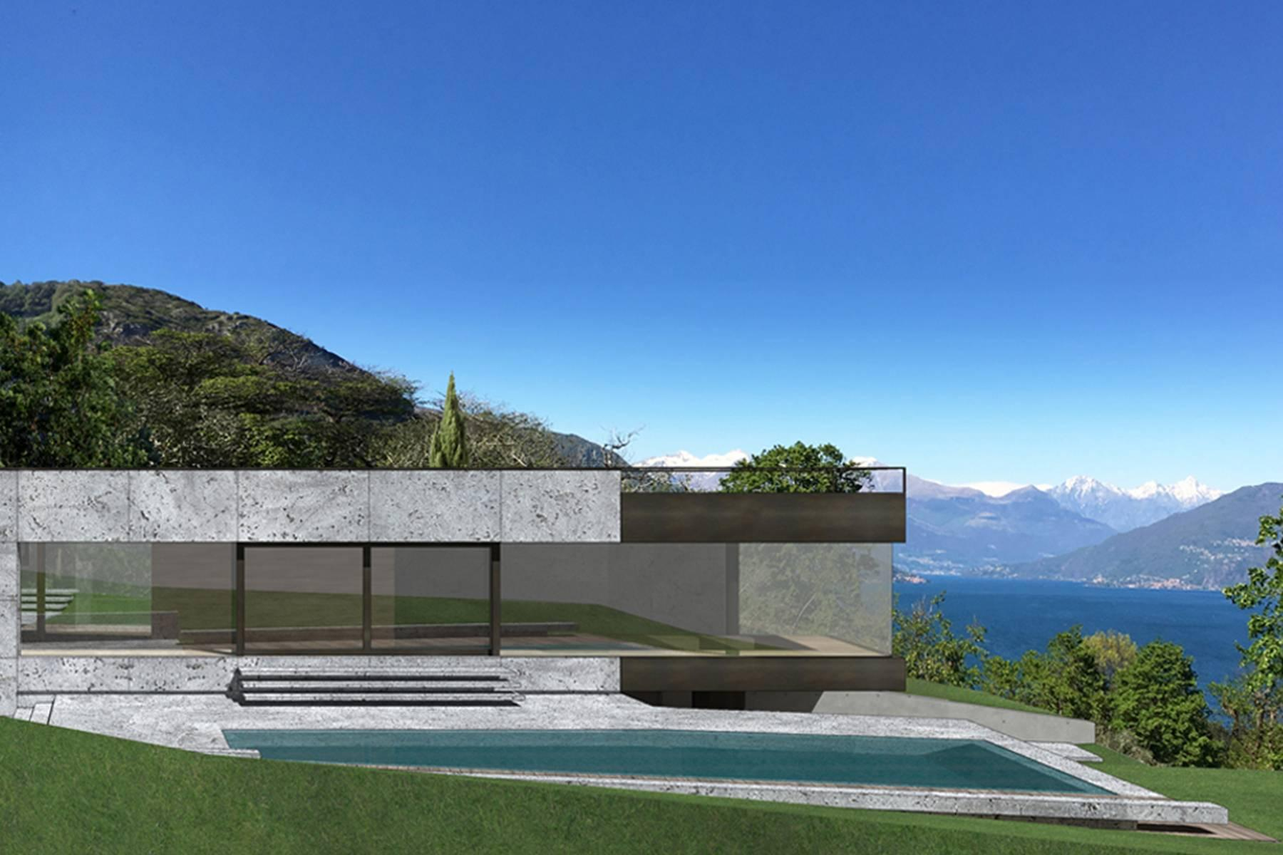 Hollywood style villa overlooking Lake Como from a panoramic location - 3