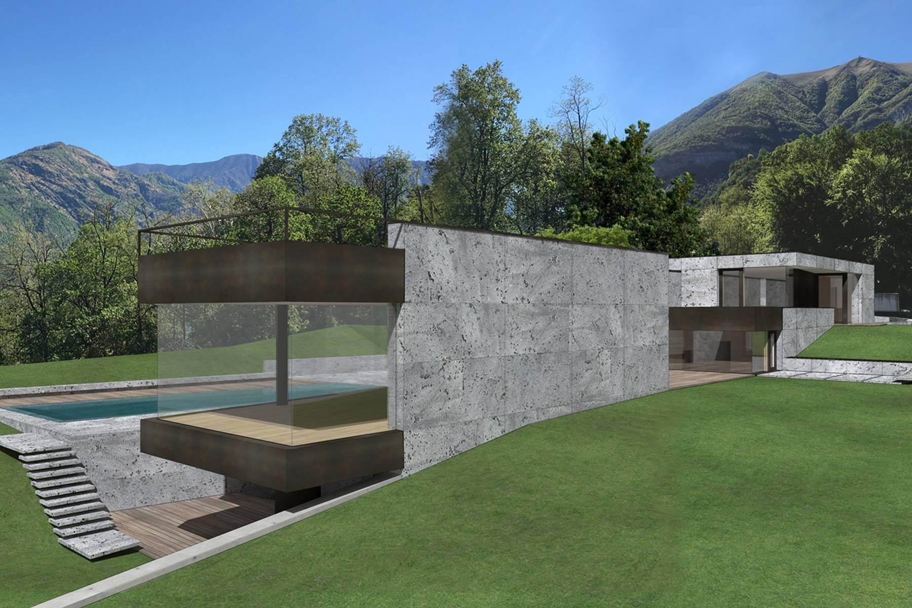 Hollywood style villa overlooking Lake Como from a panoramic location - 5