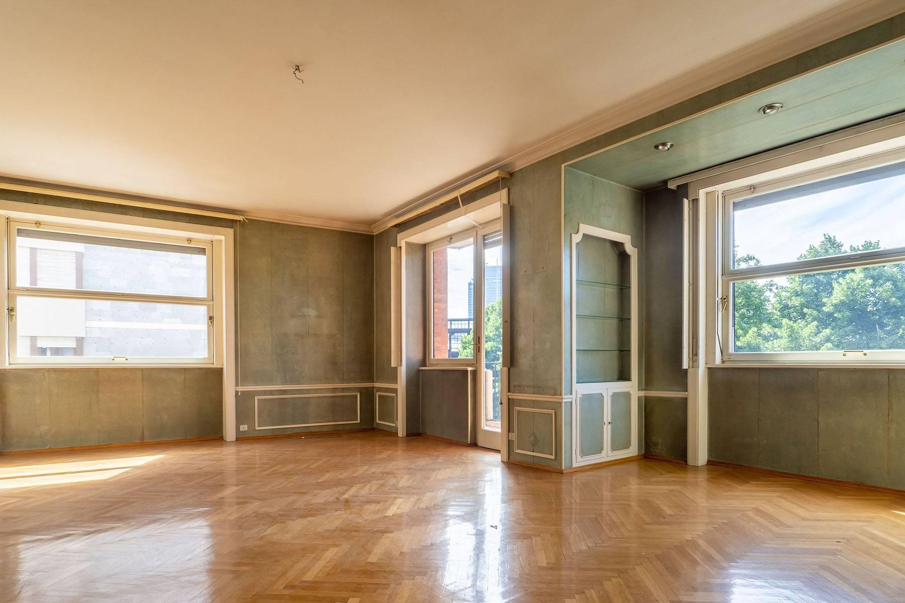 Luminoso appartamento in Piazza Adriano - 4